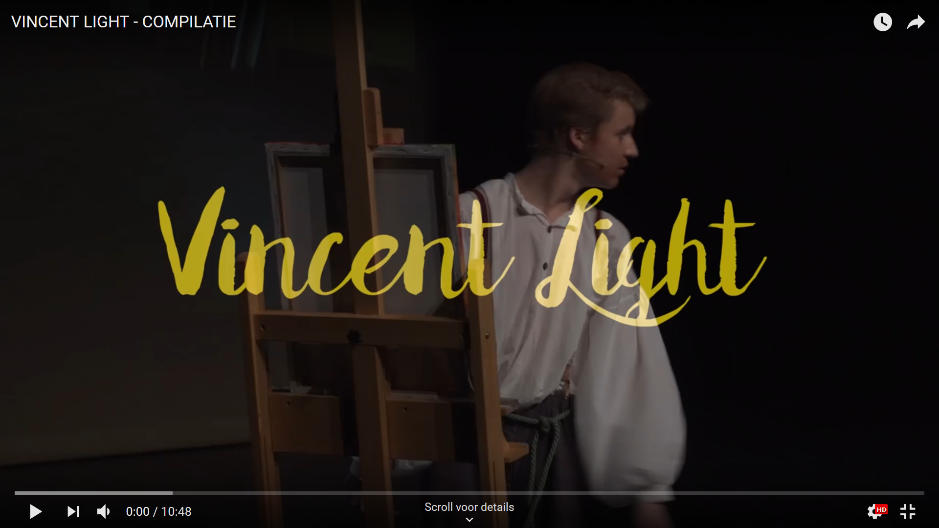 Vincent Light - Compilatie | Klik en bekijk de video op Youtube
